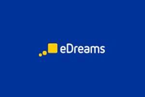 eDreams NL 荷兰在线航空票务预定网站