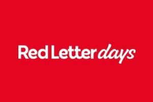 Red Letter Days 英国礼品采买购物网站