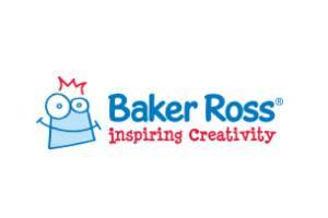 Baker Ross 英国手工艺品及教育产品购物网站