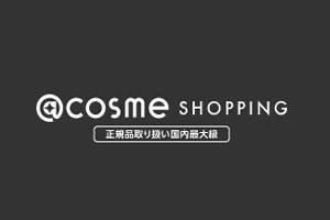 Cosme shopping 日本化妆品及美容产品口碑网站