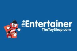 The Entertainer 英国儿童玩具品牌购物网站