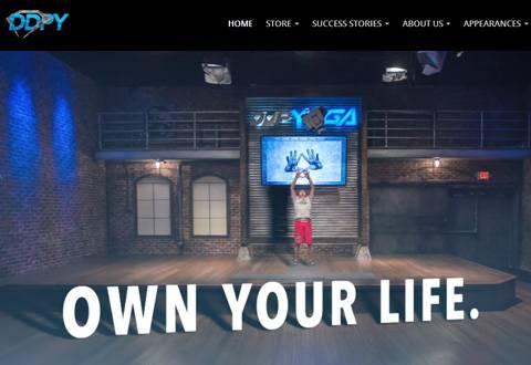 DDP Yoga 美国有氧瑜伽健身课程网站