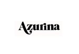 Azurina  时尚女孩品牌网站
