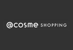 Cosme shopping 日本品牌化妆品零售网站