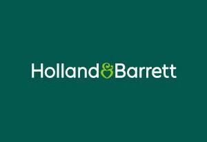Holland & Barrett 英国百年健康产品品牌网站
