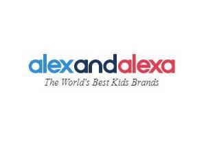 Alex and Alexa 英国儿童品牌服饰海淘网站