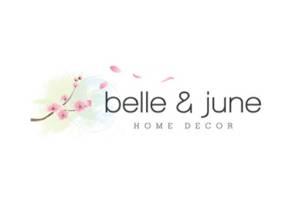 Belle & June 美国时尚婴儿房装饰品牌网站
