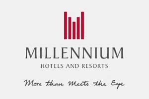 Millennium Hotels 千禧国际酒店预订网站