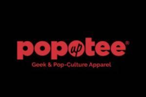 PopUpTee 美国原创流行服饰品牌网站