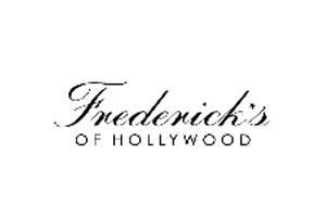 Frederick's of Hollywood 全球知名内衣品牌网站