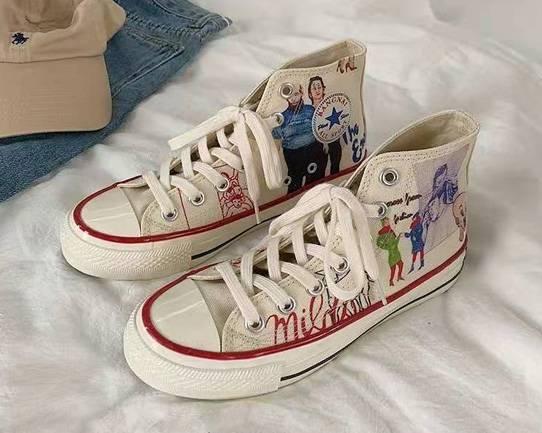 Converse匡威 Artist Series Chuck 70高帮帆布鞋折后£59.97