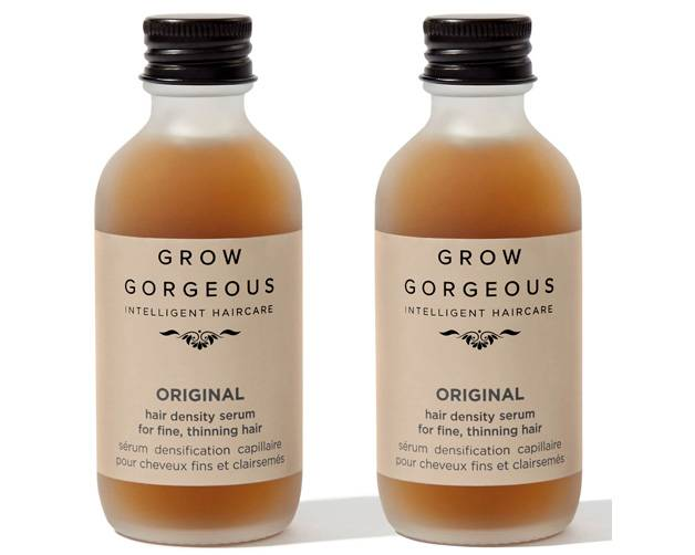 GROW GORGEOUS 新版生发精华 60ml*2瓶折后$41.65(每瓶约131元)