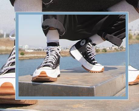 Converse匡威官网现有精选潮流鞋履额外7折促销美国免邮