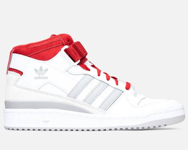 Adidas Forum Mid 全新配色官图释出