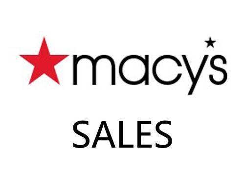 预告!Macys梅西百货全场额外8折大促下午开启另有资生堂满赠