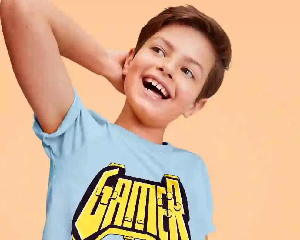 The Children's Place网站全场儿童T恤一律$3.99起热卖新增爸妈款$0.99起