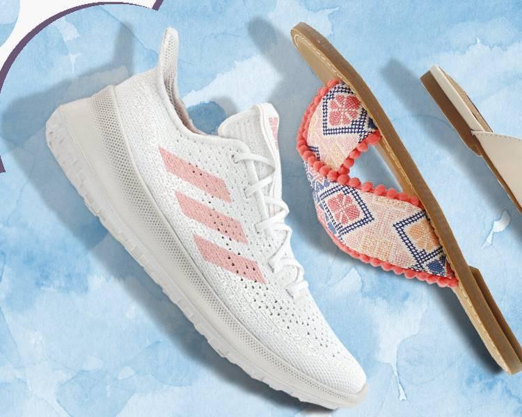 SHOEBACCA母亲节精选鞋履满$100立减$20促销美国免邮