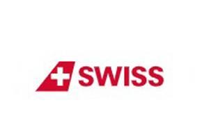Swiss Air Lines 瑞士航空在线预订网站