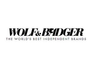 Wolf & Badger 英国设计师品牌服饰购物网站