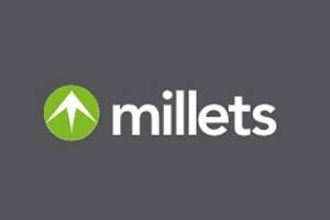 Millets 英国知名户外品牌购物网站