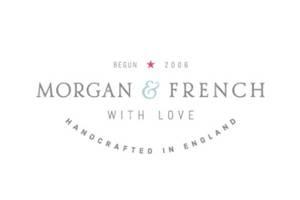 Morgan & French 英国个性化银饰品牌购物网站