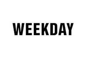 Weekday 瑞典街头服饰品牌购物网站