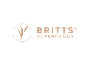 Britt's Superfoods 英国天然果汁饮料购物网站