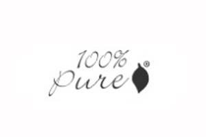 100% PURE 美国天然护肤品购物网站