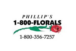 1-800-FLORALS 美国鲜花礼品购物网站