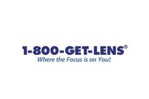 1-800-GET-LENS 美国隐形眼镜品牌购物网站