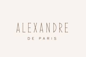 Alexandre de Paris 法国奢侈品发饰品牌购物网站