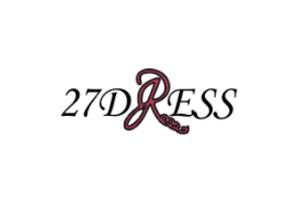 27dress UK 美国婚纱礼服品牌英国官网