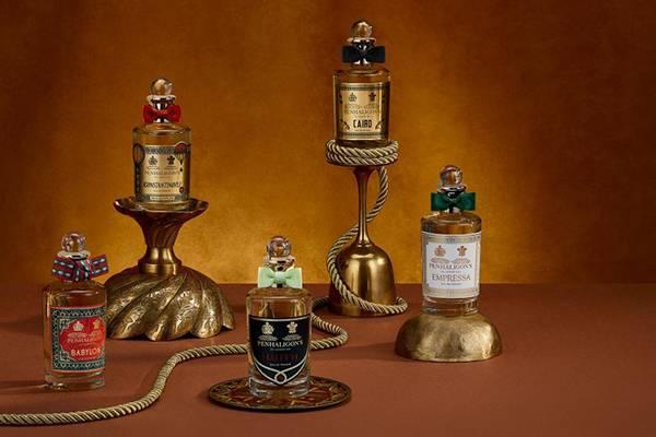 Penhaligon's英国官网精选香水买一送一促销,送5支香