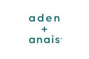Aden and Anais 美国婴幼儿品牌购物网站