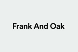 Frank & Oak 加拿大时尚服饰品牌购物网站