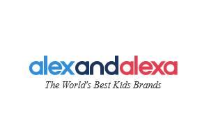 Alex and Alexa 英国童装品牌购物网站